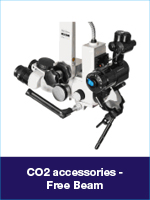 CO2 accessories - Free Beam