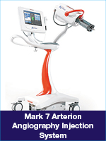 Mark 7 Arterion Angiography Injection System
