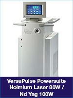 VersaPulse Powersuite Holmium Laser 80W / Nd Yag 100W